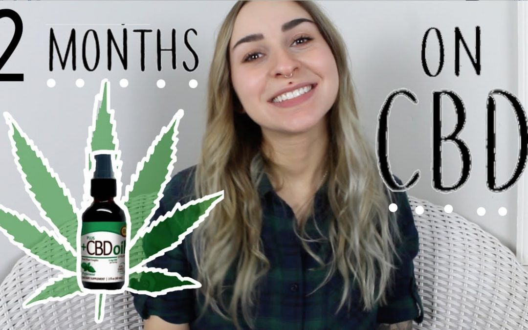 CBD OIL FOR ANXIETY   2 MONTH Review & Side Effects