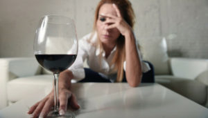 avoid alcohol anxiety image