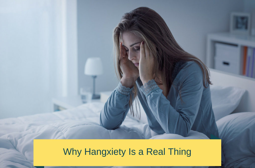 Why Hangxiety Is a Real Thing