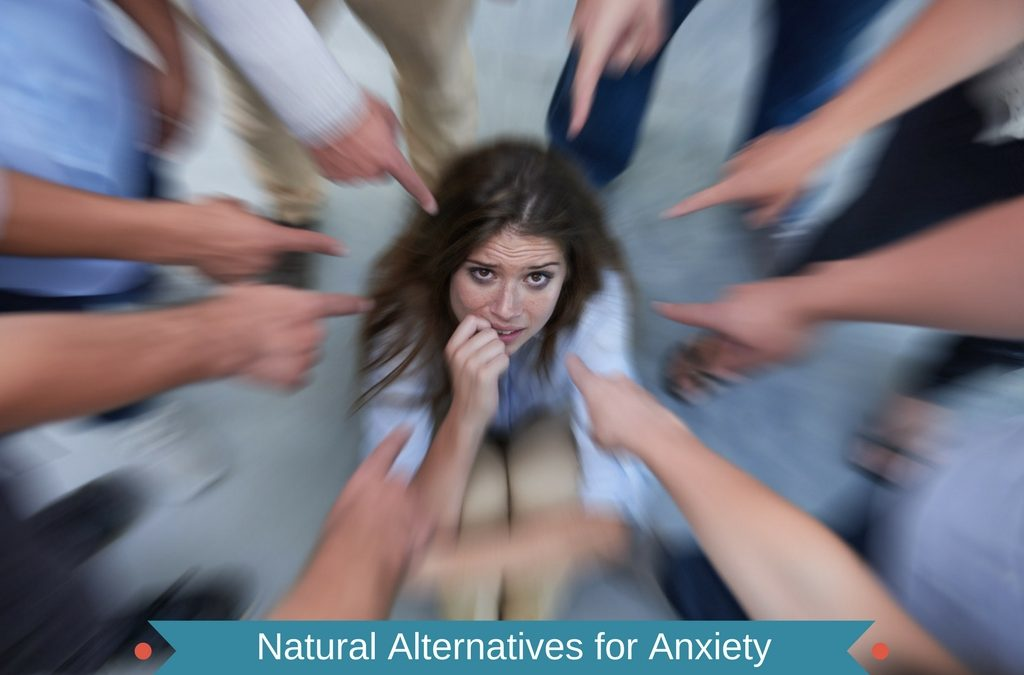6 Natural Alternatives for Anxiety