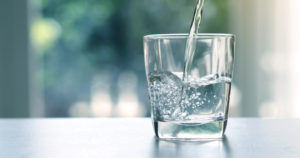 fresh drinking water image