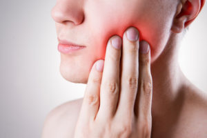 toothache pain image