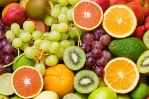 various fresh fruits image
