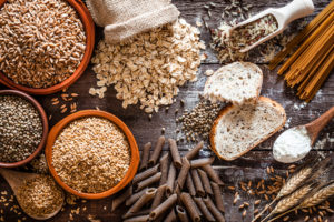 whole grains food image
